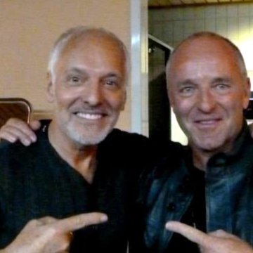 myRockworld meets Peter Frampton